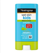 Neutrogena Wet Skin Kids Stick Sunscreen Broad Spectrum SPF 70, 0.47 Oz