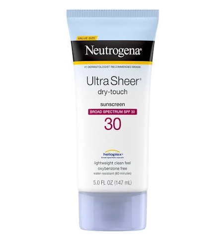 Neutrogena Ultra Sheer Dry-Touch Water Resistant Sunscreen Lotion - SPF 30 - 5 fl oz