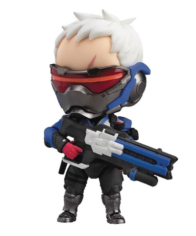 Nendoroid Soldier 76: Classic Skin Edition [Overwatch]