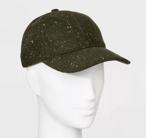 Women's Donegal Baseball Hat -  Olive