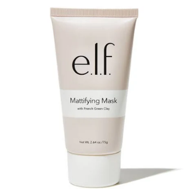 e.l.f. Cosmetics Mattifying Clay Mask - Vegan and Cruelty-Free Makeup