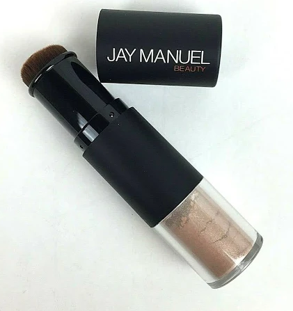 Jay Manuel Beauty Skin Face Lift Vip Finishing Powder .08 Oz Each
