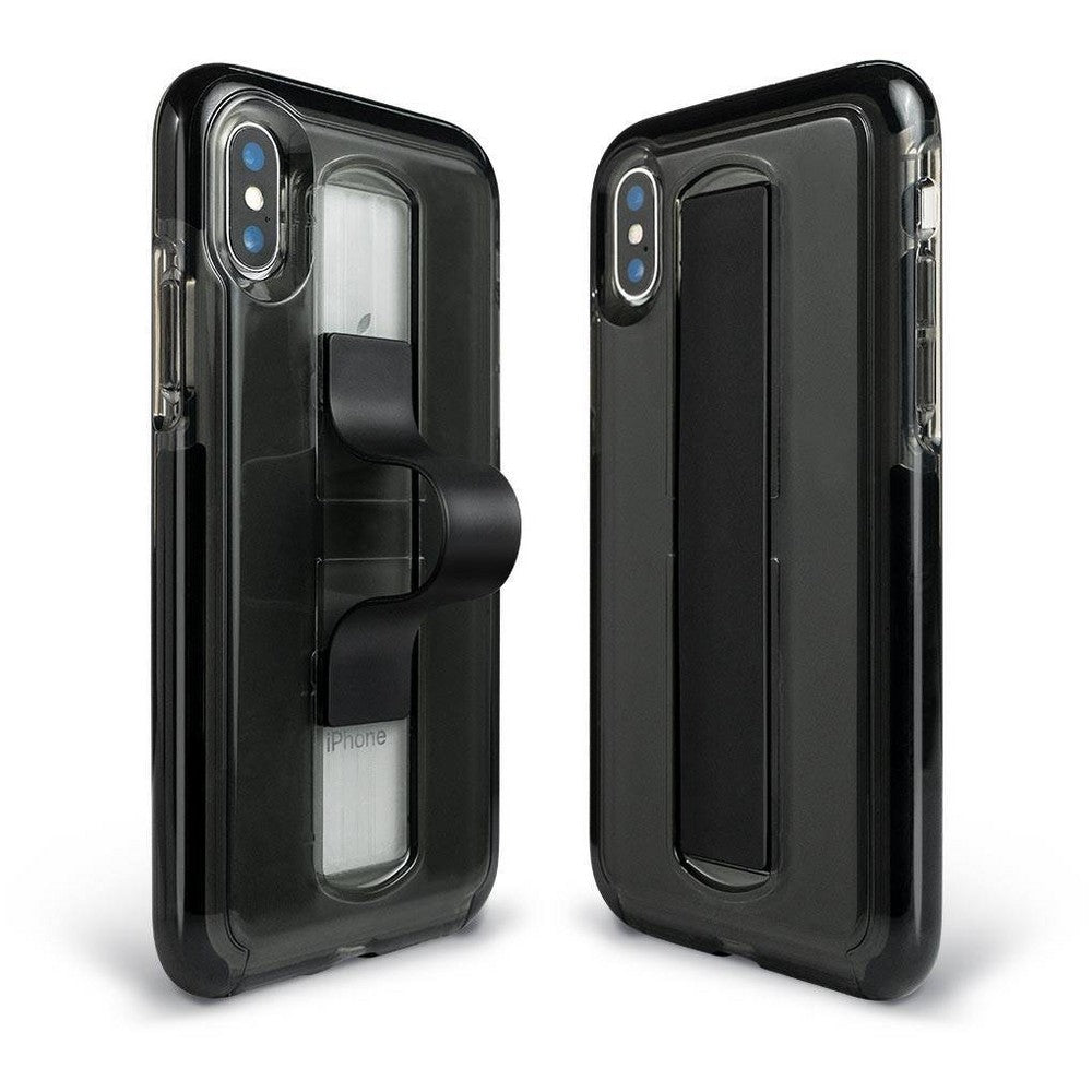 BodyGuardz Apple iPhone XS Max SlideVue Case - Smoke
