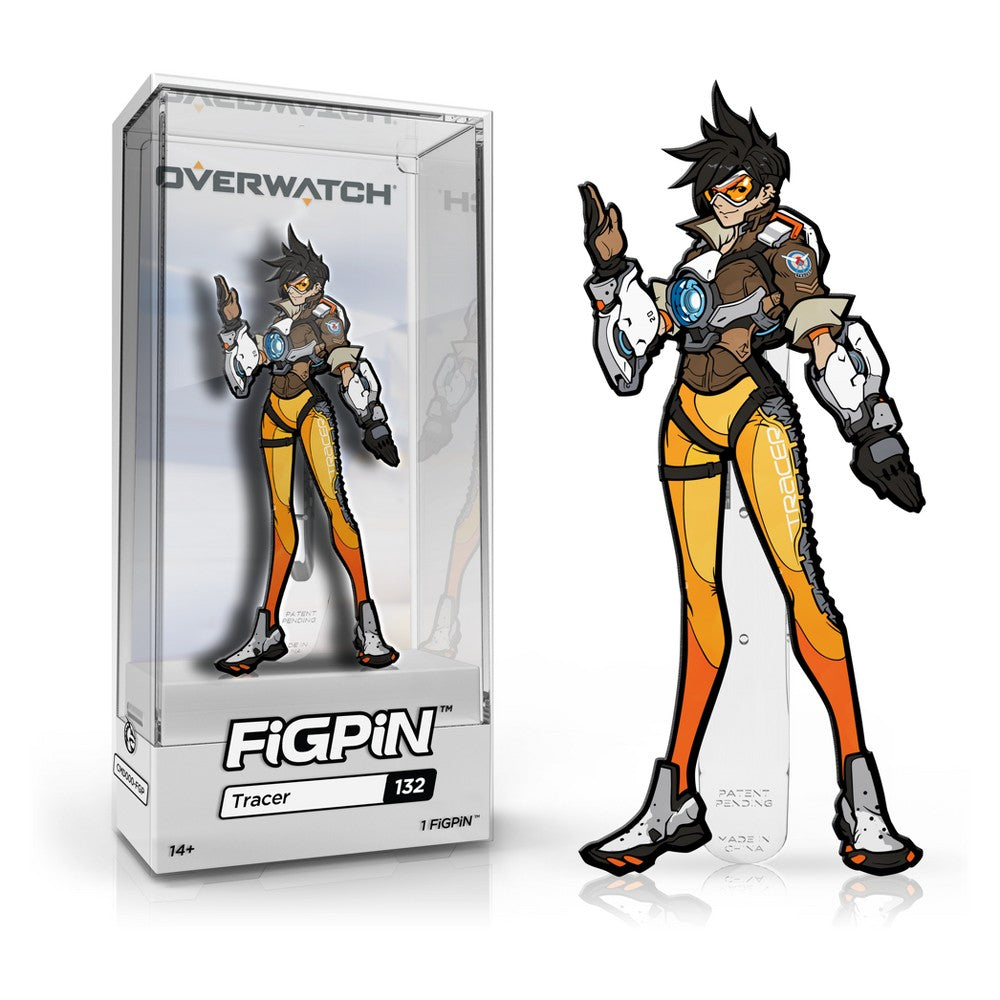 FiGPiN Overwatch: Tracer, mini figures