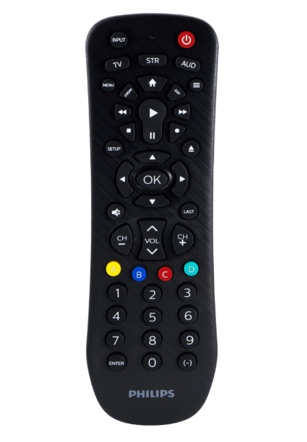 Philips 3 Device Universal Remote Control SRP9232D/27