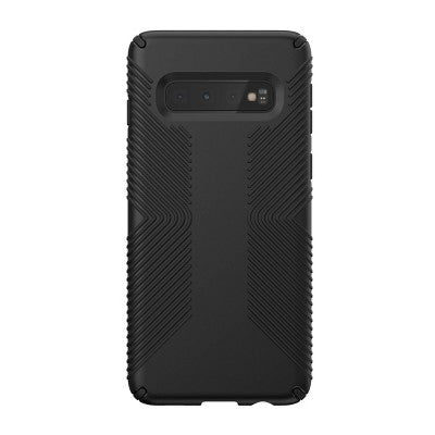 Speck Samsung Galaxy S10 Presidio Grip Case - Black