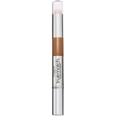 L'Oreal Paris True Match Super-Blendable Multi-Use Concealer Makeup Dark C7-8 - 0.05 fl oz
