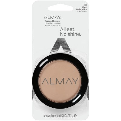 Almay Pressed Powder Lightweight - Light/Medium - 0.20oz