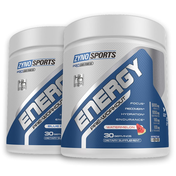 Zyno Sports Energy Double Stack