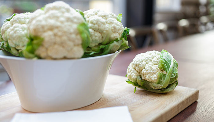 Putting the C in Cauliflower