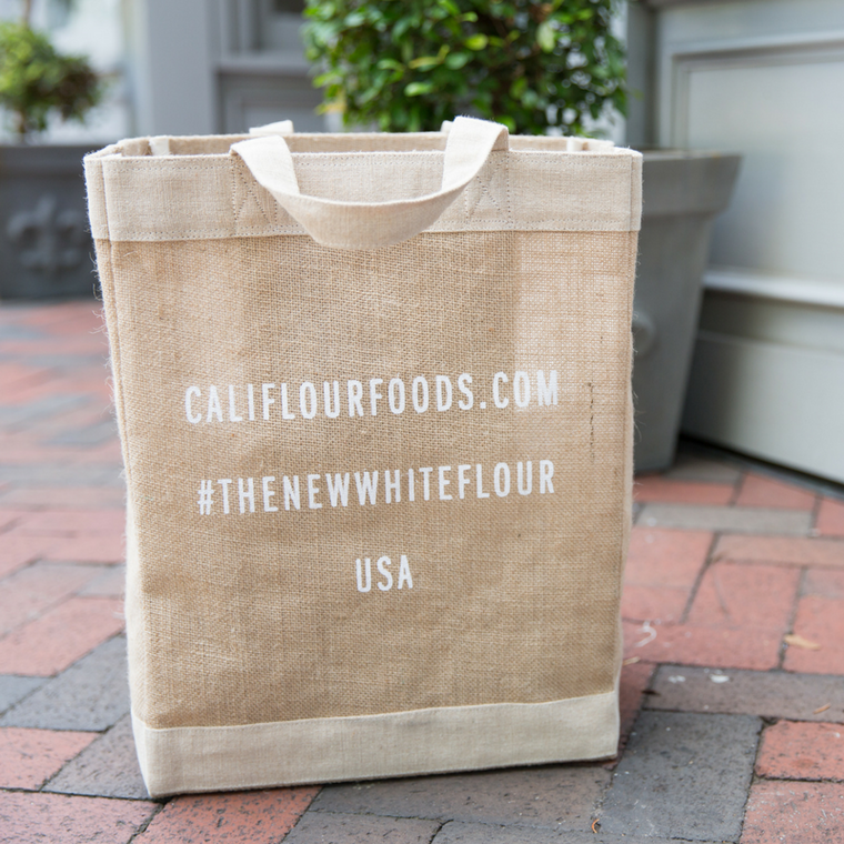 Cali'flour Foods Simple Apolis Market Bag