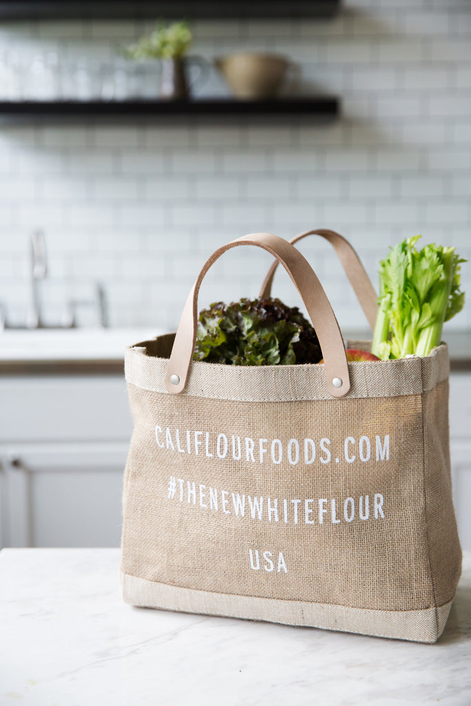 Cali'flour Foods Apolis Lunch Bag (Leather Strap Edition)