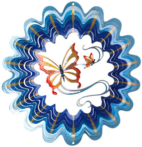 Butterfly Wind Spinner 120
