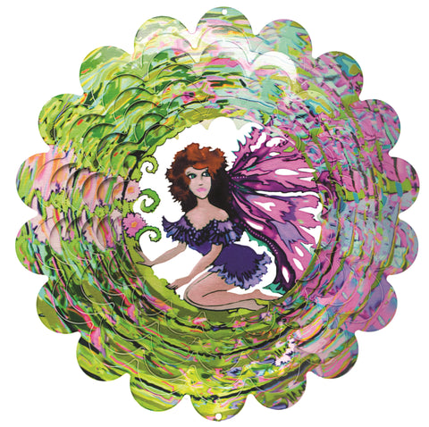 Green Fairy Wind Spinner 135