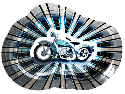 Motorcycle Wind Spinner 164