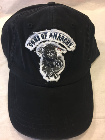 SOA ball cap