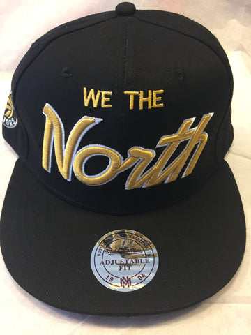 we the north snap back