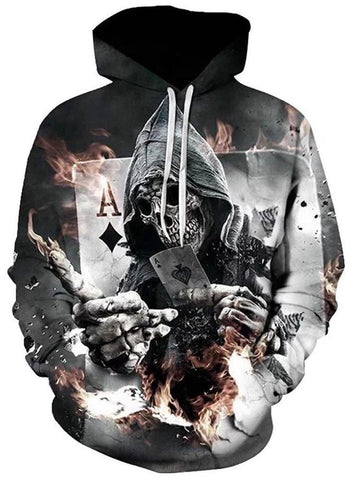 Reaper Sublimation Hoodie