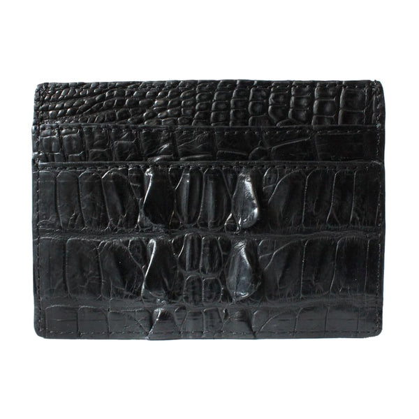 Alligator Back Skin - Card Holder
