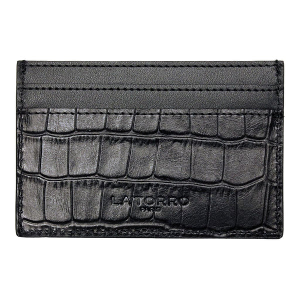 Black Torro Card Holder - Card Holder
