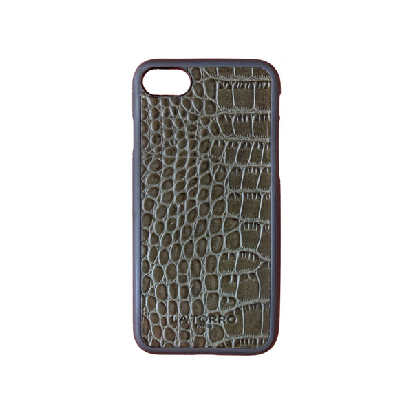 Green Crocodile-Style Iphone 7/8 Case - Iphone Case