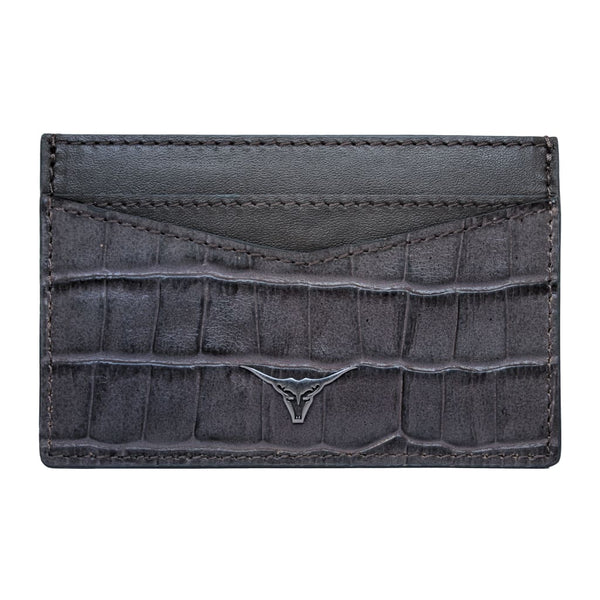 Grey Torro Card Holder - Card Holder