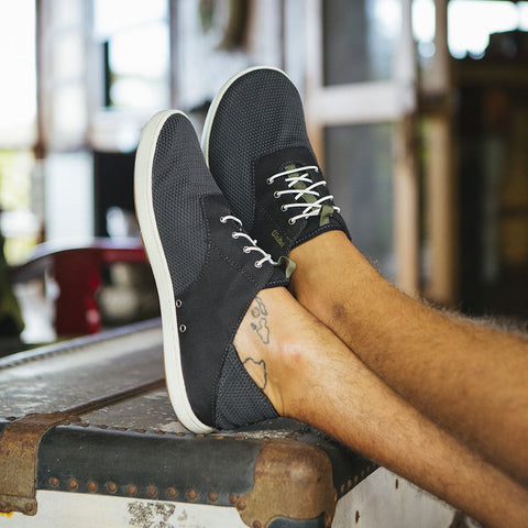 Olukai deck shoes
