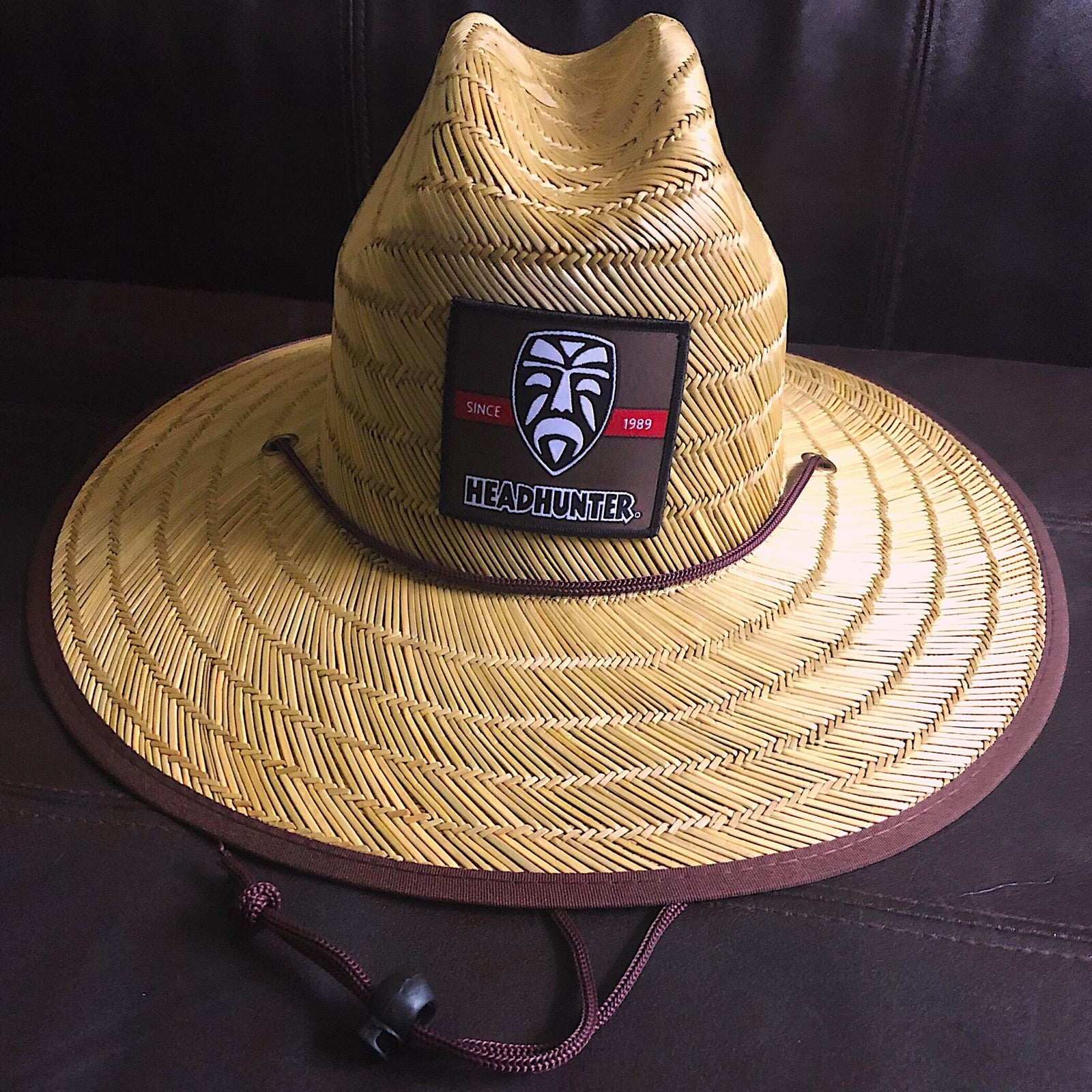 Premium Lifeguard Hat - Cube