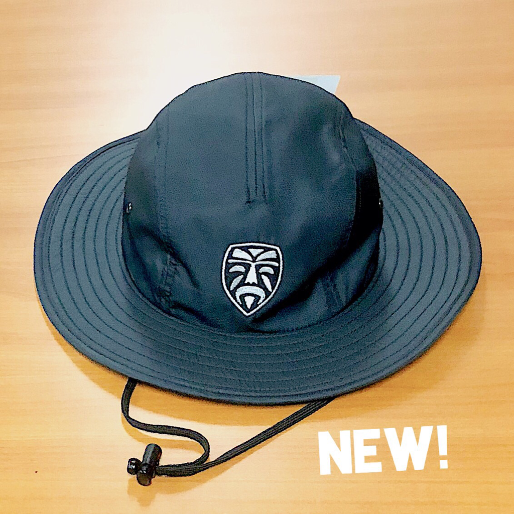 Bush Hat-Gun Metal Grey