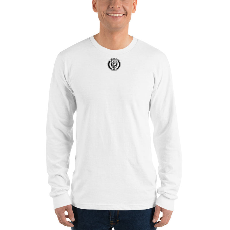 Long Sleeve Logo'd T-shirt (unisex)