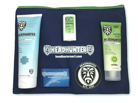 Headhunter Suncare System - Natural / Great Gift!