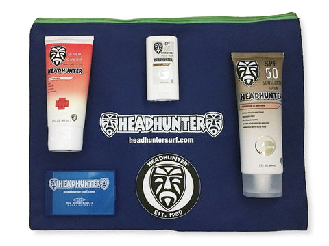 Headhunter Suncare System - Light Brown / Free Shipping / Great Gift!
