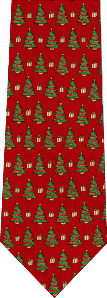 Christmas Trees New Novelty Tie