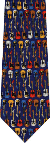 Bar Lines and Music Notes New Novelty tie
