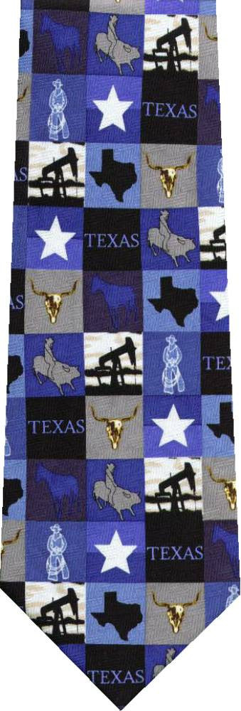 Texas New Novelty Tie