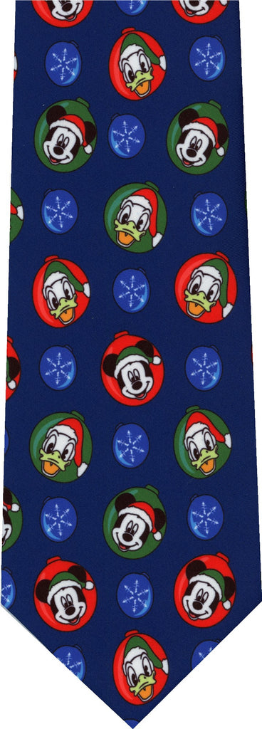 Mickey Mouse Christmas New Novelty Tie