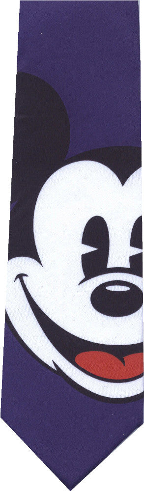 Mickey Mouse Big Smile New Novelty Tie