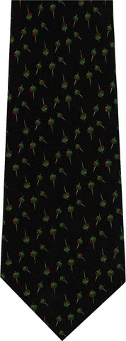 Coffee Tea Expresso New Novelty Tie