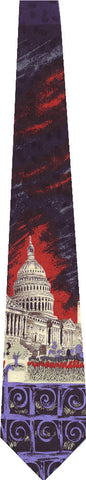 Big British Flag New Novelty Tie