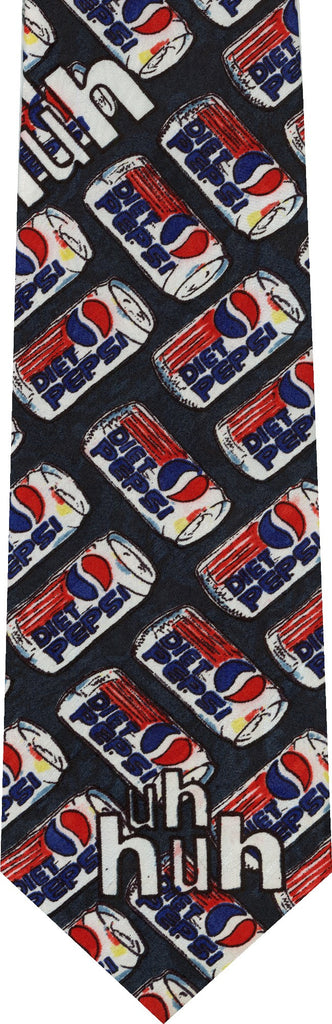 Diet Pepsi New Novelty Tie
