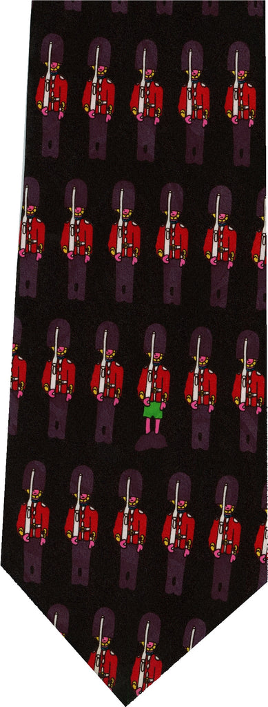 Queens Guard New Novelty Tie