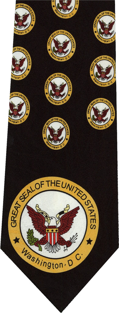 Great Seal of the United States New Novelty Tie
