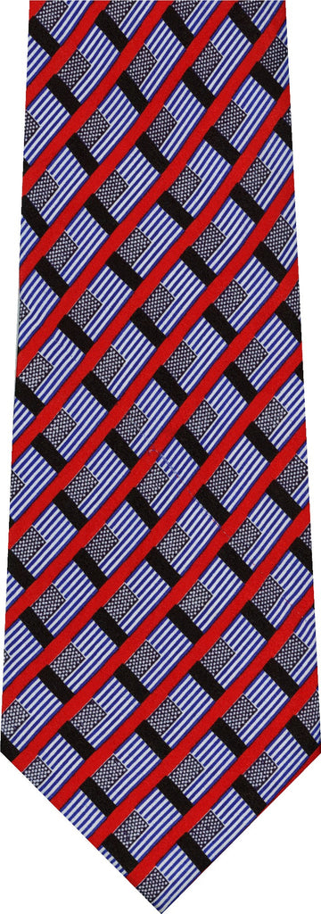 Flag of the USA New Novelty Tie