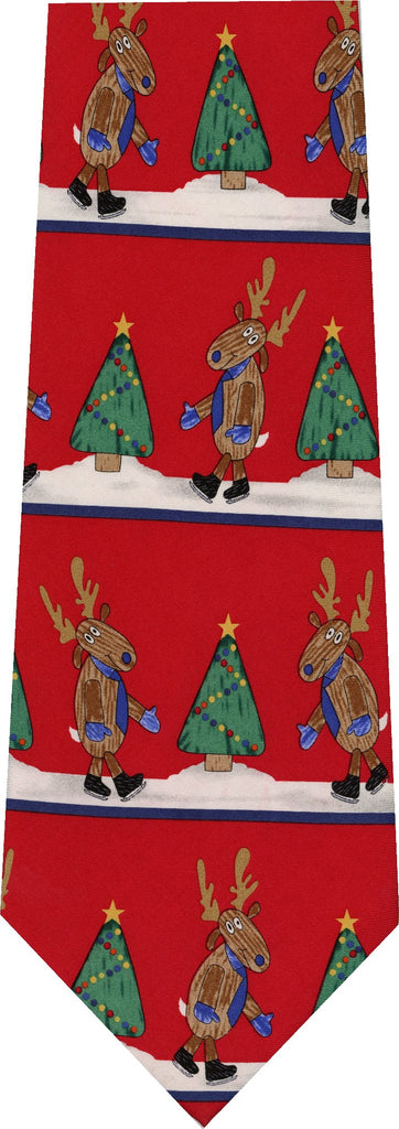 Save The Children Rudolph Reindeer Christmas New Novelty Tie