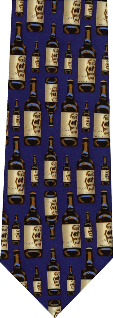 Bottles of Ale New Novelty Tie