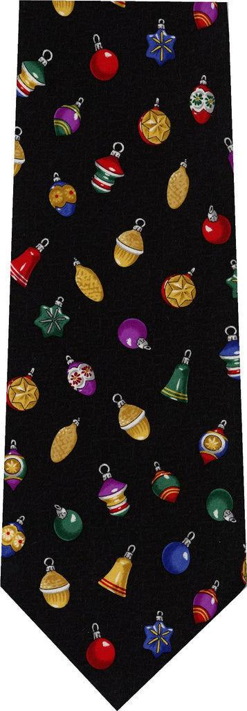 Christmas Tree Ornaments New Novelty Tie