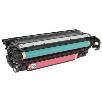 LINKYO Replacement Magenta Toner Cartridge for CE253A / HP 504A