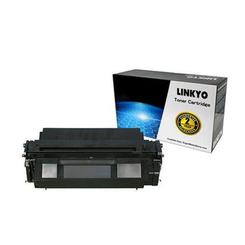 LINKYO Replacement Black Toner Cartridge for Canon L-50