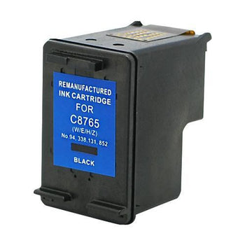 LINKYO Replacement Black Ink Cartridge for HP 94