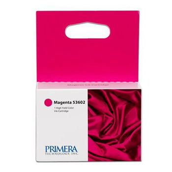 Primera 53602 Magenta OEM Genuine Inkjet/Ink Cartridges (Bravo 4100 Series)